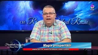 FRONTIERELE CUNOASTERII cu Risvan Vlad Rusu 2019 09 02 Magia prosperității