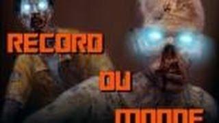 Black Ops 2 Round 55 record du monde en solo dans la ville!