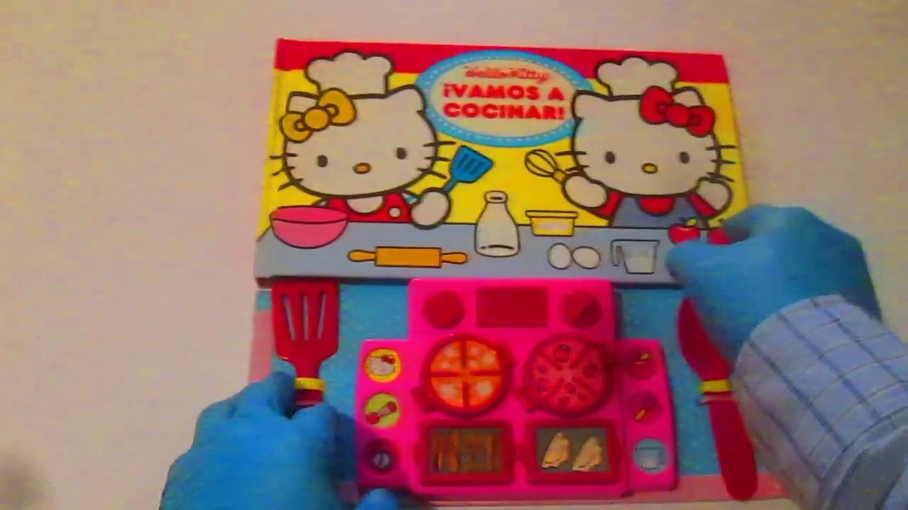 Hello Kitty VAMOS A COCINAR! Play A Sound