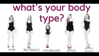 FASHION ADVICE FOR YOUR BODY TYPE | LOOK SLIMMER | WOMEN OVER 30 & OVER 40