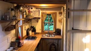 The Bayside Bungalow - An Overview Of My Stay At Brittany's Tiny House In Olympia, Wa