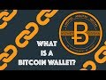 What Is A Bitcoin Wallet? [Blockchain & Cryptocurrency (Bitcoin, Ethereum)]