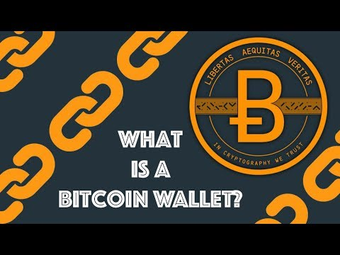 Cryptocurrency wallet bitcoin blockchain