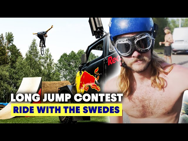 Come At Your Own Risk! - Dirtking MTB Festival | Ride with the Swedes S2E6