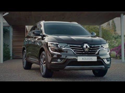 Renault Koleos II Наши тесты