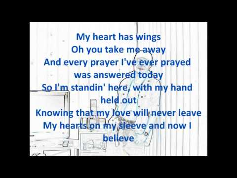 BETTER TODAY by Coffey Anderson with LYRICS