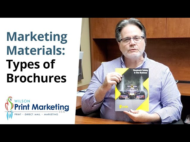 Why Use Brochures in Your Marketing?