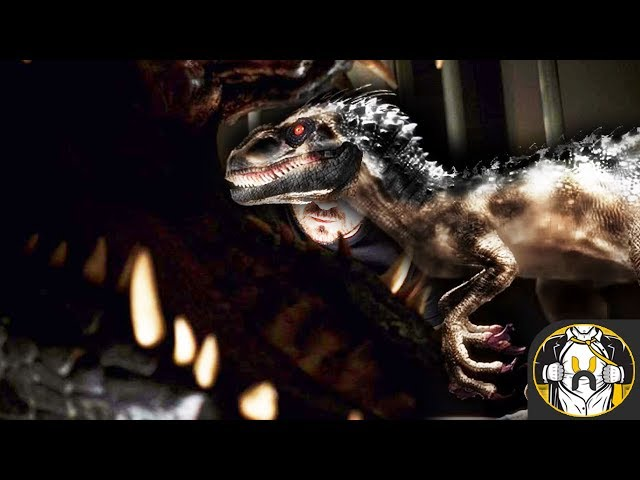 Indoraptor Hybrid TEASER Breakdown | Jurassic World: Fallen Kingdom
