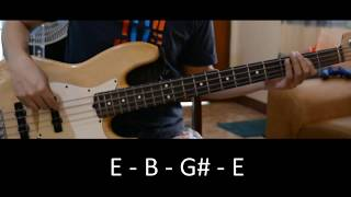 Our God Reigns by Israel Houghton (Bass Lesson w/TABS)