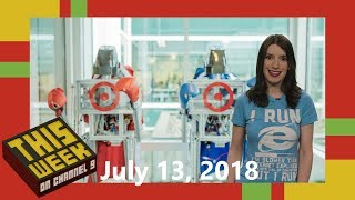 TWC9: VS Code Updates, Microsoft Surface Go, Azure Static Websites Preview, Java News, and more