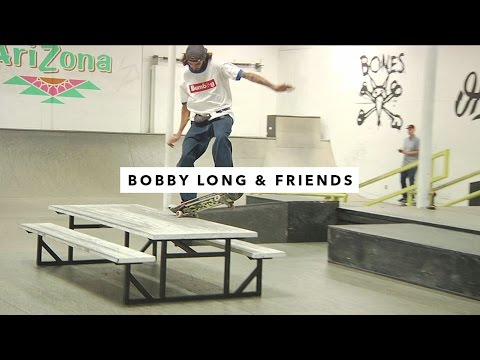 Bobby Long TransWorld SKATEboarding video