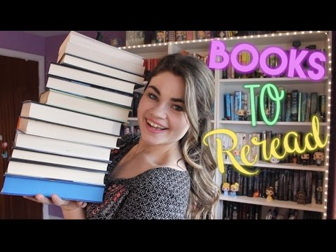 Books I Want to Reread!