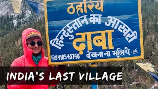 A Trip To Chitkul - INDIA's LAST VILLAGE, Himachal Pradesh Changed My Life | DesiGirl Traveller Vlog