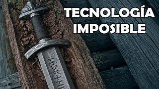 ¿Alta Tecnología En una Espada Antigua?