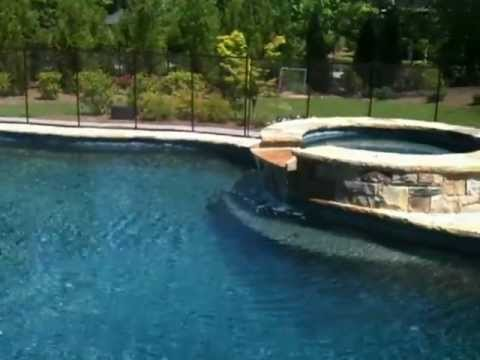 Swimming Pool: Complete Turn-Key Project by Unique Outdoor Concepts