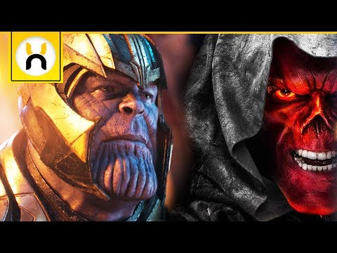How Hydra Knew Thanos Was Going To Invade Earth | Avengers Infinity War