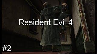 Resident Evil 4: Meeting The Boss!
