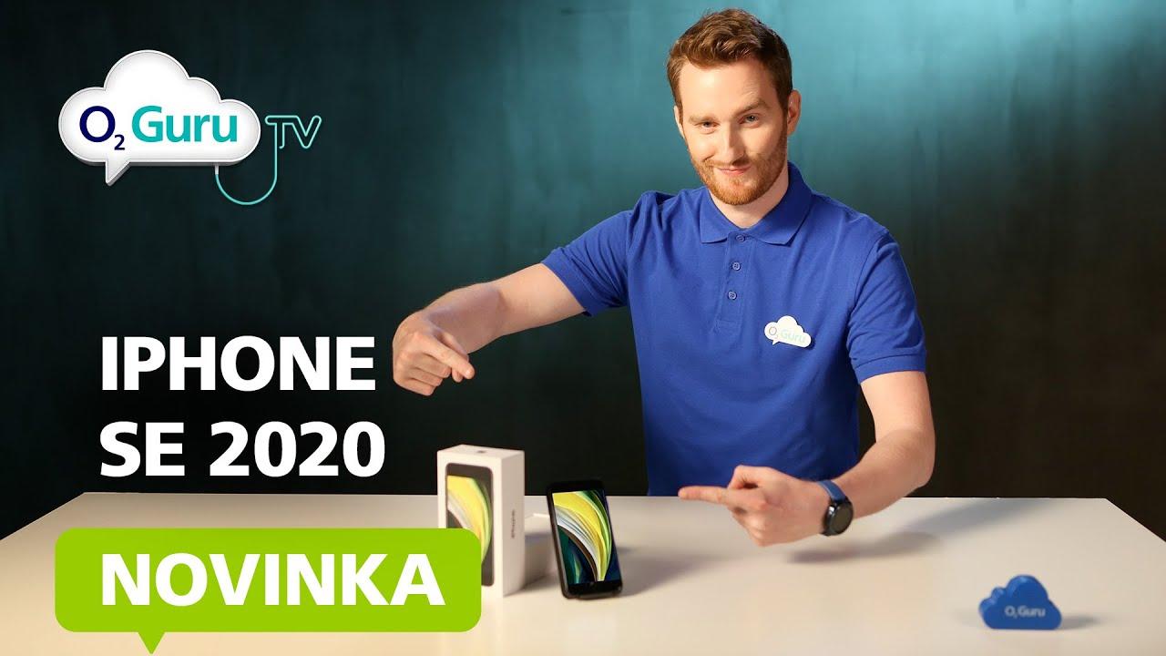 Apple iPhone SE 2020: Novinka, která stojí za to!