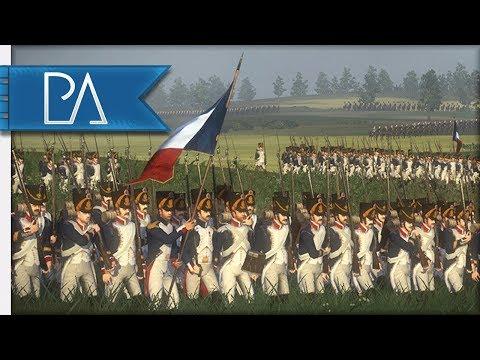HUGE EPIC BATTLE OF WATERLOO - Napoleonic: Total War 3 (Napoleon's Eagles)