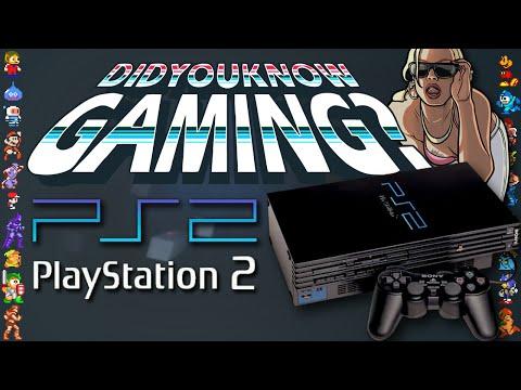 PlayStation 2 - Did You Know Gaming - Edited and Written by Innagadadavida