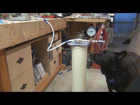 PVC Vacuum Chamber