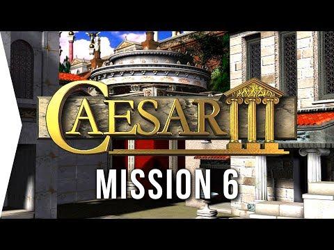 Caesar III ► #6 Syracusae & The 'Realistic' City! - [HD Campaign Gameplay]