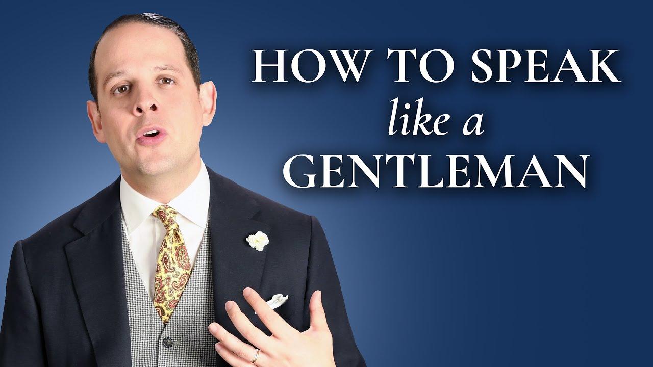 how to speak like an ot