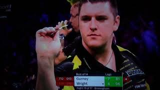 Gurney - Wright 7:4 | Premier League 2019 - Highlights | Night 13/17