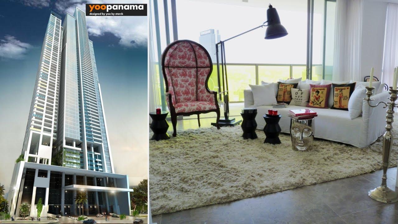Yoo Panama Avenida Balboa  Apartamentos de Lujo en VENTA