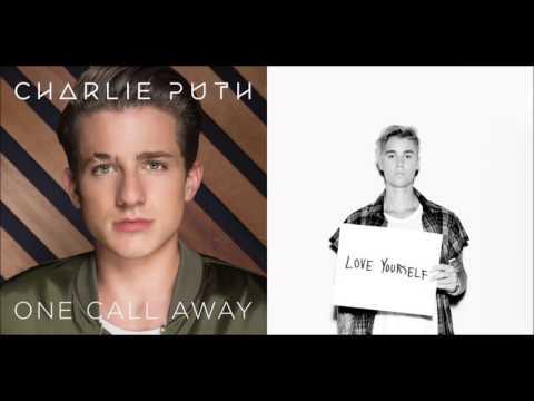 Charlie Puth vs. Justin Bieber
