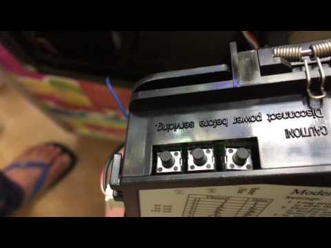 Видео Настройка игровых автоматов