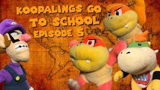Koopalings go to School Episode 5