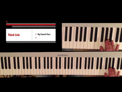 Tutorial - Good Thing Piano Solo