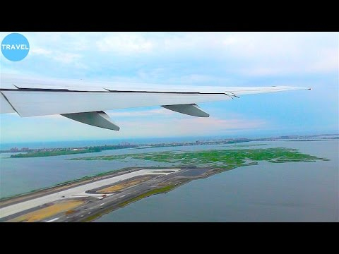 American Airlines 777-300ER RUSH HOUR Takeoff from New York JFK | TRAFFIC!