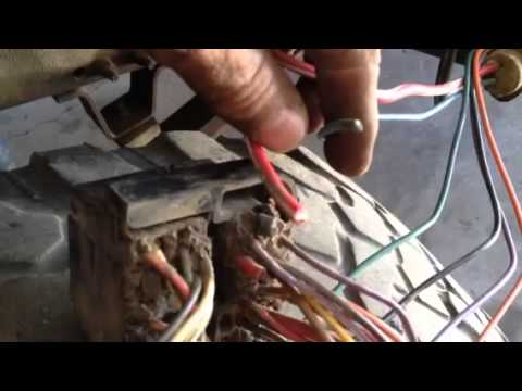 jr s 74 cj5 electronic ignition wiring question youtube rh youtube com 95 Jeep Cherokee Wiring Diagram Jeep CJ7 Wiring -Diagram