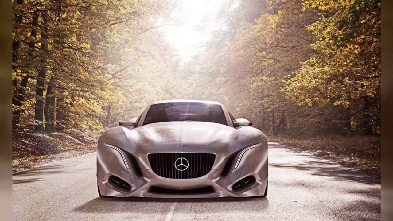 2020 Mercedes-Benz AMG Supercar Concept - YouTube