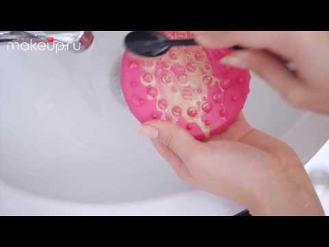Как мыть кисти в домашних условиях?