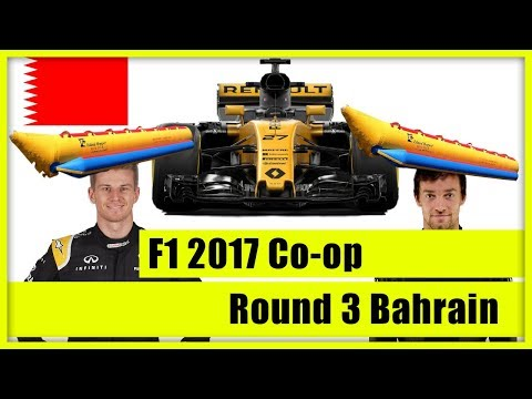 TwinRaGe Youtube Co-op Championship F1 2017 - Round 3 Bahrain