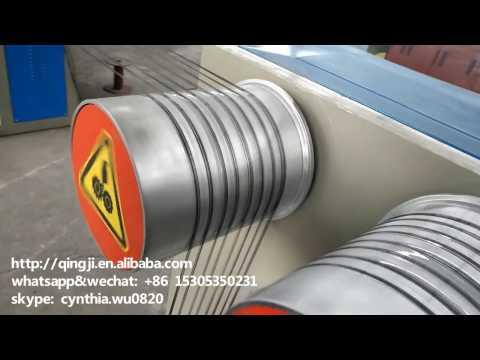 Plastic Rope machine/Banana Rope Yarn Extruder