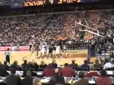 Lady Baylor Bears vs. LSU 2005 NCAA Championship game