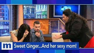 Sweet Ginger...And her sexy mom! Hot Summer Updates | The Maury Show
