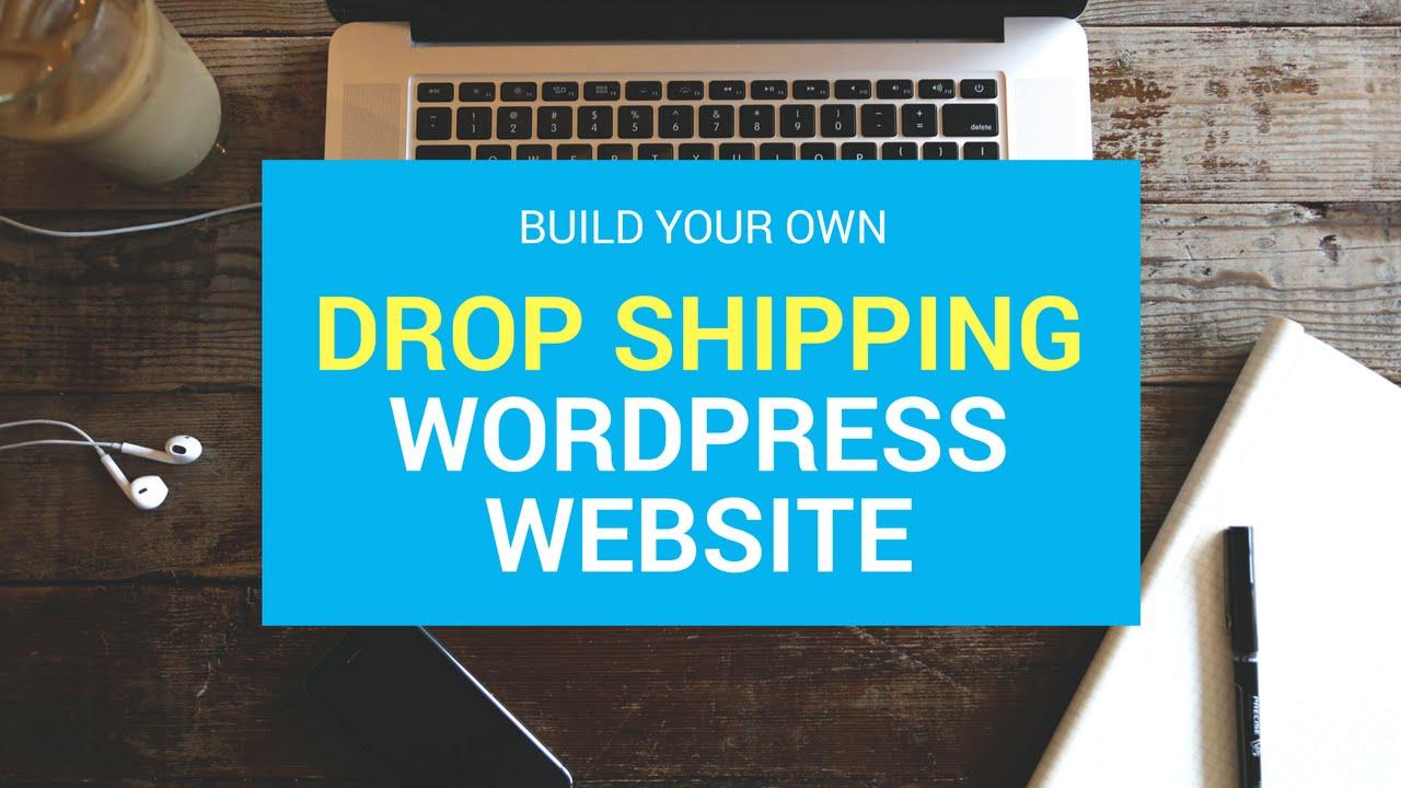 Create Ecommerce Wordpress Drop Shipping Website - Works w/ AliExpress,  Shopify, Amazon, eBay