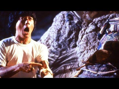 Доспехи бога - мега погоня (Armor of God (1986) - Car Chase)