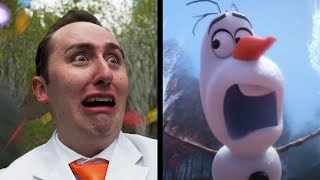 Download lagu When I Am Older - In Real Life Olaf!