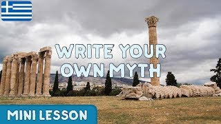 What Is A Myth? | Myth Writing For Kids