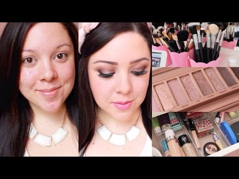 Get Ready with Me: Summer Smokey Eye | Naked 3 Palette