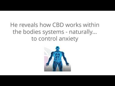 The Benefits of Using CBD for Anxiety