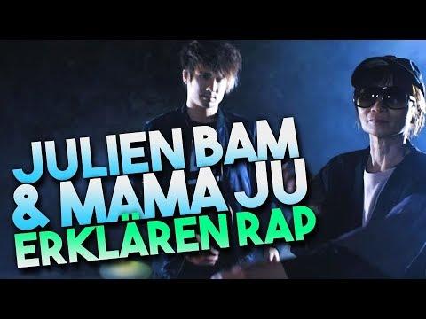 """Julien Bam & Mama Ju erklären RAP / ich bewerte """"VideoÜberMusikoderso"""""""