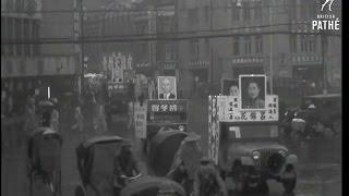 1960年台灣選舉的珍貴影像