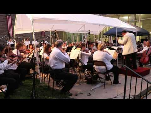 Central Ohio Symphony Orchestra 4th of July Concert Tchaikovsky 1812 overture